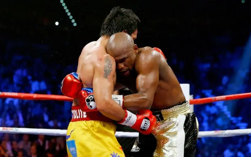 Why Is Clinching Allowed In Boxing