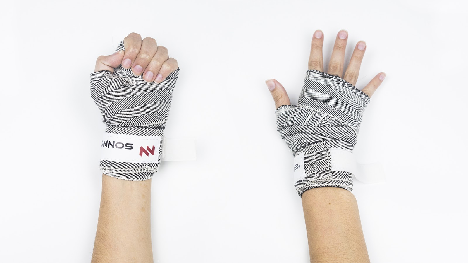 Wrap Your Hands for Boxing Step 13 Version 3