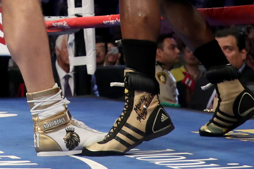 are boxing shoes good for running