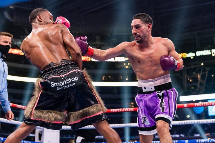 how often do boxer fight